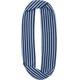 Buff Infinity Neckwear blue/white